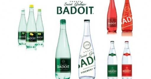 packagings Badoit