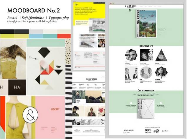 moodboard définition agence creads