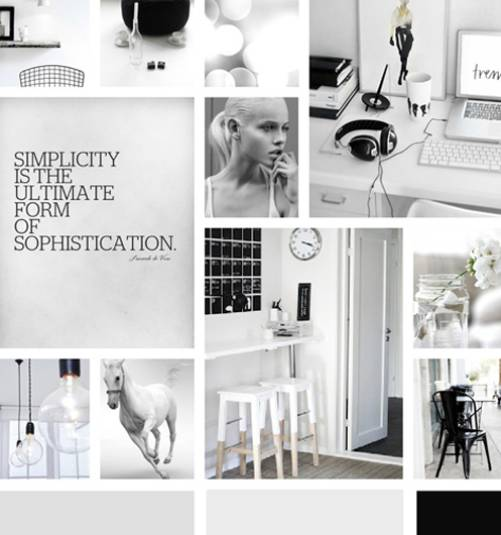 moodboard exemple agence creads