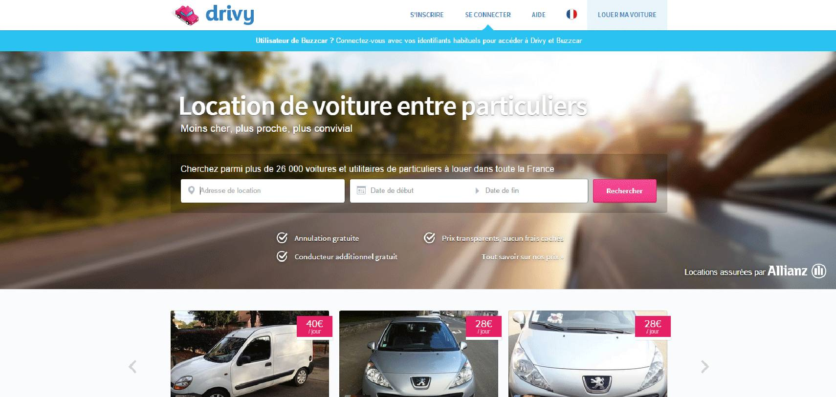 Drivy : Success Story