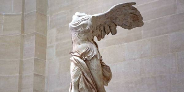 France Victory of Samothrace