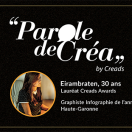 Paroles de Eirambraten, 30 ans, Directrice Artistique