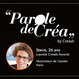 Paroles de Steve, 26 ans, Illustrateur