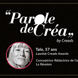 Paroles de Talo, 57 ans, Conceptrice-Rédactrice