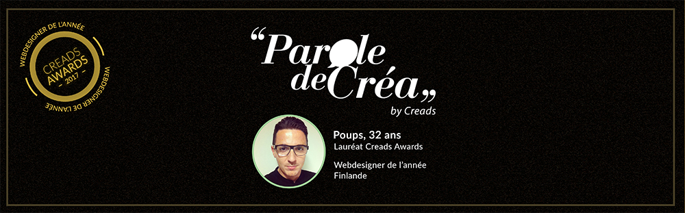 Paroles de Poups, 32 ans, Graphiste