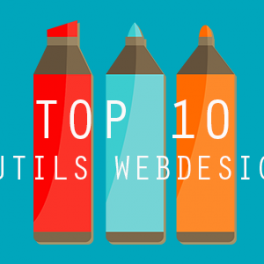 Webdesign : Top 10 des ressources indispensables !