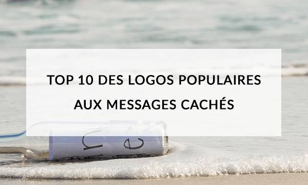 HEADER top 10 logos populaires messages cachés