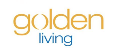 logo golden living agence creads