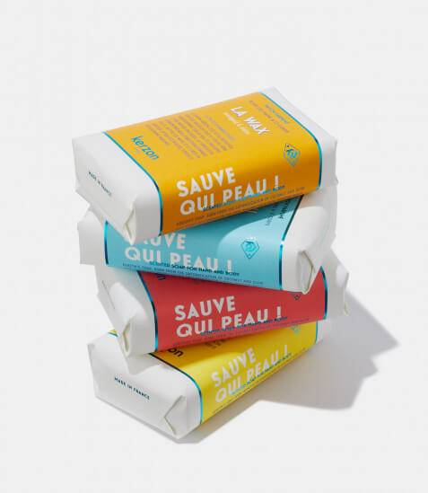 Inspiration packaging kerzon agence creads