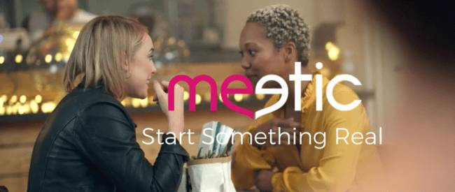 Meetic slogan efficace agence creads
